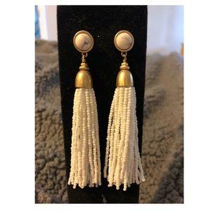 Stella &Dot earrings
